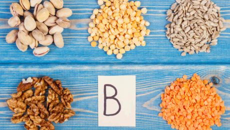 Various foods that contain B1 vitamins